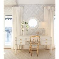 Gramercy Desk: Antico White