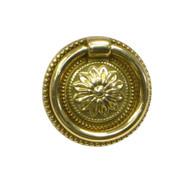 Brass Knob VI