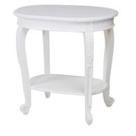 SANDRINE TABLE Antico White