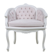 GEORGETTE CHAIR Brussels Pink