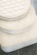 NATURAL RUBBER Crib Mattress