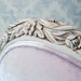 Provence Cradle Detail Image: Versailles Creme / Jaclyn Blush