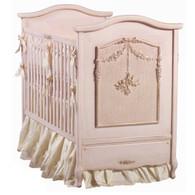 Cherubini Crib Finish: Versailles Pink