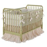 Jenny Lind Crib Finish: Metallic Sage