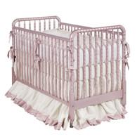 Jenny Lind Crib Finish: Metallic Rose