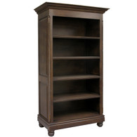 Evan Bookcase Finish: Antique French Walnut