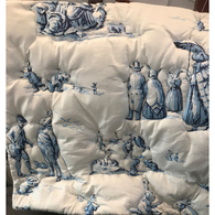 Bunny Business Quilting
