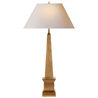 Vivien Table Lamp Finish: Natural Brass