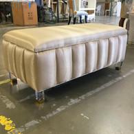 Channeled Storage Bench