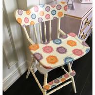Mandala High Chair