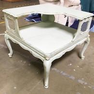Antique Corner Side Table