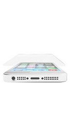 Zagg InvisibleShield Tempered iPhone 5/5S/5C