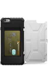 UAG Navigator Trooper Card Wallet Case iPhone 6+/6S+ Plus - White