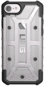 UAG Plasma Case iPhone 7 - Ice