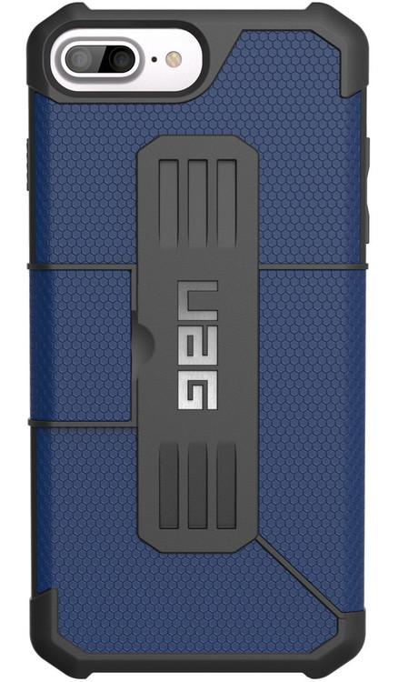 UAG Metropolis Folio Wallet Case iPhone 7+ Plus - Cobalt