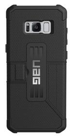 UAG Metropolis Folio Wallet Case Samsung Galaxy S8+ Plus - Black
