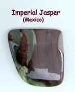 Imperial Jasper(Mexico) 28x28mm 32 cts IJ1
