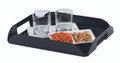 Coffee Tray (Black) - 6 pack