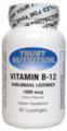 Trust Nutrition B-12 1000 mcg Lozenge 60 Count