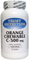 Trust Nutrition C-500 (Chewable) Orange