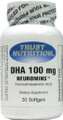 Trust Nutrition Neuromins DHA 100 mg 30 Capsules