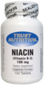 Trust Nutrition Niacin(B-3) 100 mg 100 Tablets