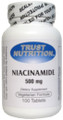 Trust Nutrition Niacinamide 500 mg 100 Tablets