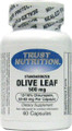 Trust Nutrition Olive Leaf 500 mg 60 Capsules