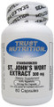 Trust Nutrition St. John's Wort Extract 300 mg 60 Capsules