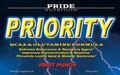 Pride Nutrition Priority Fruit Punch 290 grams