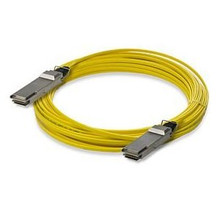 HP Compliant 3 Meter 4X QSFP IB Optical Cable – 498386-B23