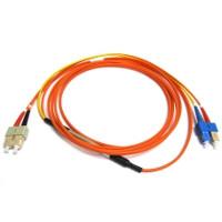 SC to SC Mode Conditioning 62.5um 3 Meter Fiber Cable