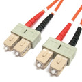 CAB-MMF-SC-25 - SC to SC Multimode 25 Ft  Fiber Cable