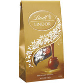 125g Lindt Chocolates, assorted flavours.