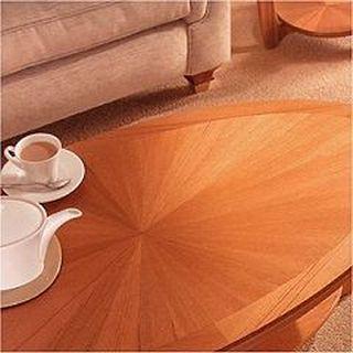 Nathan Furniture Sunburst Coffee Table 5844