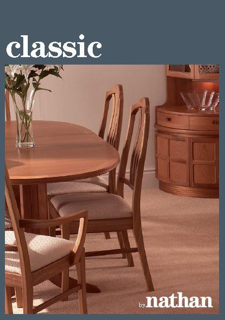 Nathan Furniture Classic Teak