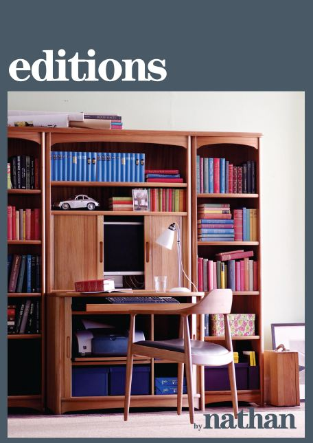 Nathan Furniture Editions Living Library