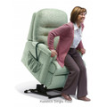Sherborne Upholstery - Keswick Lift and Rise Recliner Chair, Single or Dual Motor - FROM