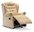 Sherborne Upholstery - Lynton Fabric Chair - Fixed or Recliner - FROM
