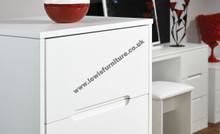 Welcome Furniture Monaco Gloss White