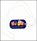 Customs and Border Protection Officer Dog Tag