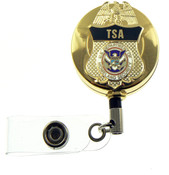 Transporation and Security Administration ID Badge Holder