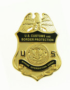 Office of Air and Marine, Marine Interdiction Agent Mini Badge Refrigerator Magnet