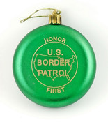 U.S. Border Patrol Christmas Ornament