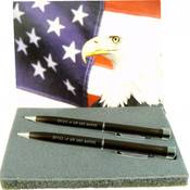 Garland CBP Office of Air and Marine Pen and Pencil Set