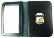 Immigration and Customs Enforcement Special Agent Mini Badge ID Wallet