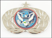 Department of Homeland Security Seal Wreath Magnet