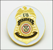 Transportation Security Administration Officer Golf Ball Marker