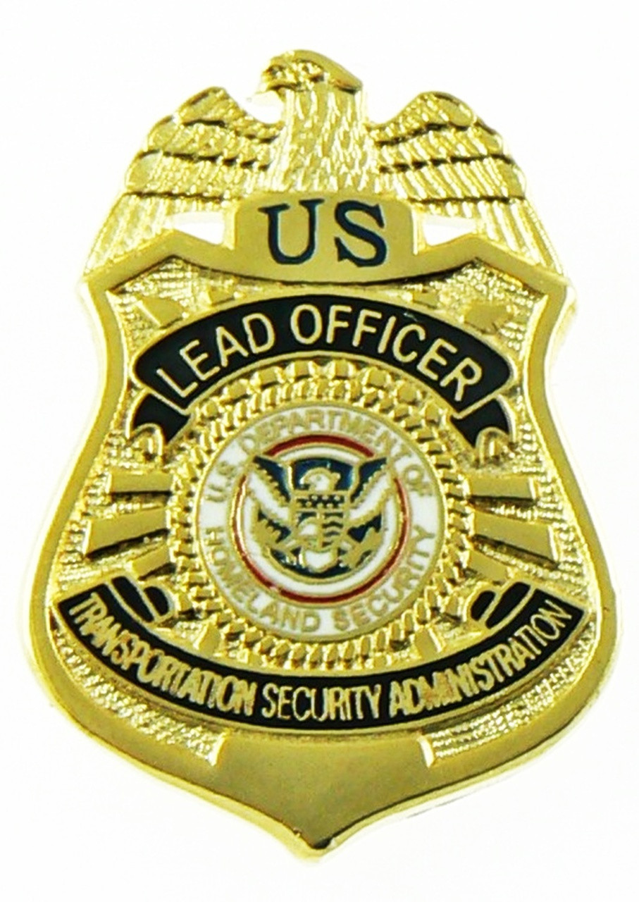 Transportation And Security Administration Lead Officer