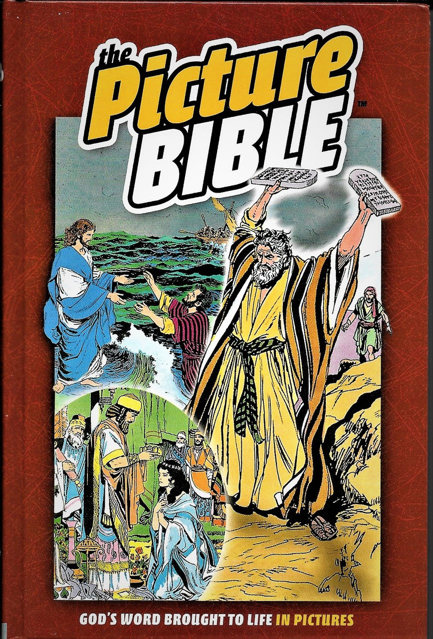 the picture bible god u0027s word brought to life in pictures old